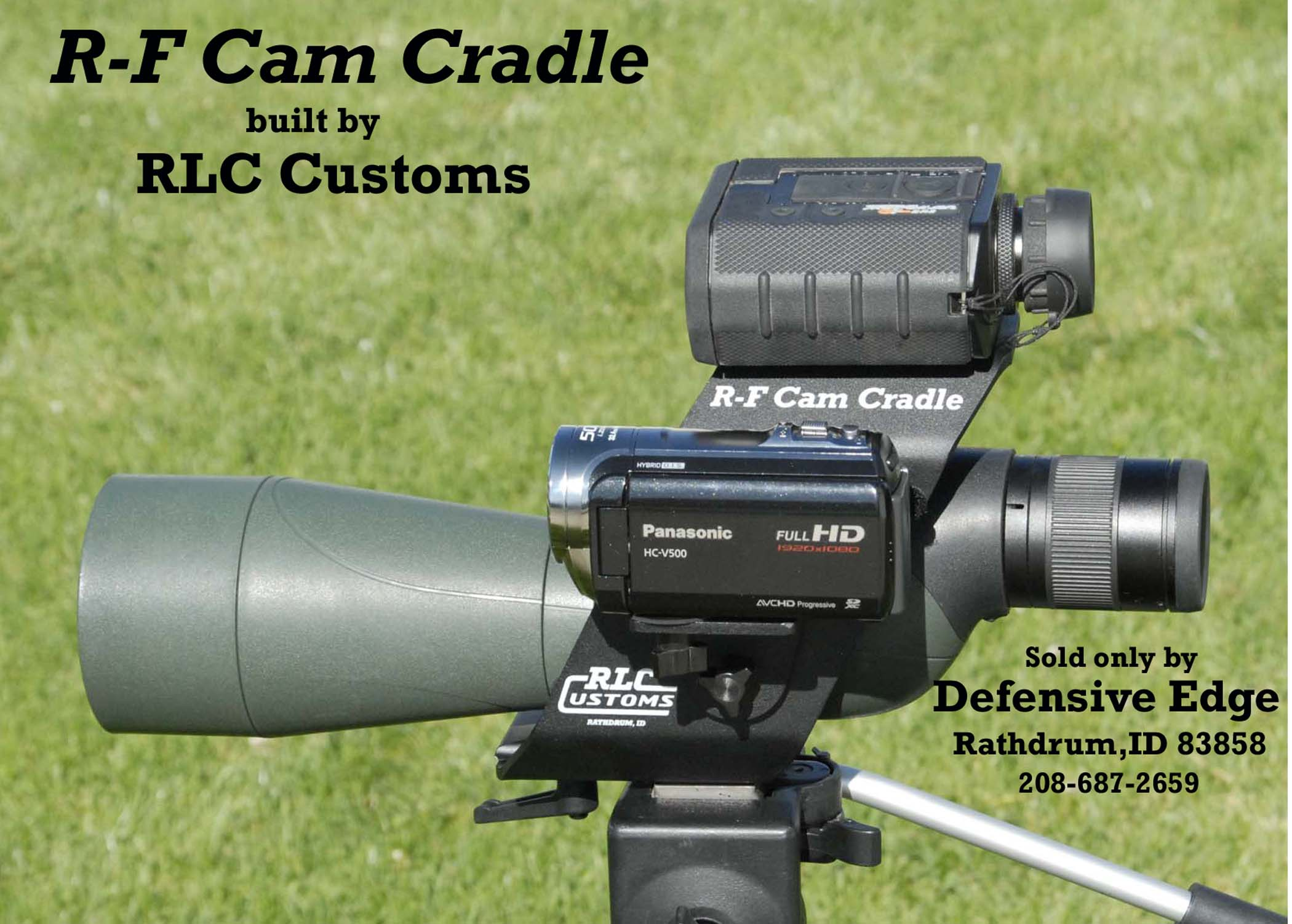 RF Can Cradle
